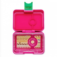 Yumbox Mini Lunch / Snack Box Cherie Pink