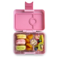 Yumbox Mini Leak Free Lunch Snack Box Hollywood Pink