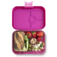 Yumbox Panino Leak Free Lunchbox 4 Compartments Malibu Purple
