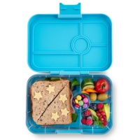 Yumbox Tapas Leak Free Lunchbox 4 Compartments Nevis Blue