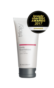 Trilogy Gentle Natural Facial Exfoliant for Soft Clean Skin