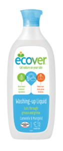 Ecover Washing Up Liquid - Perfect for Babies Utensils Chamomile and Clementine