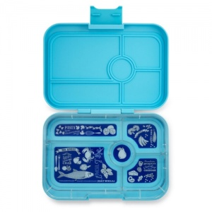 Yumbox Tapas Leak Free Lunchbox 5 Compartments Nevis Blue